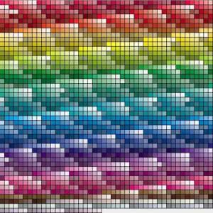Paleta de cores padrão TRUMATCH.