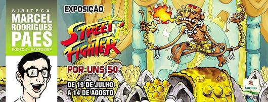 Banner para divulgação na internet e nas redes sociais desenvolvido pela Gibiteca Santos.