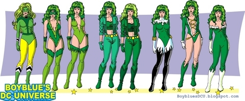 Green-Fury-Green-Flame-Fire-dc-comics-8306264-500-206