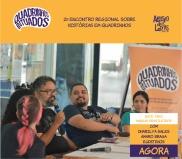 """3º bate papo sobre """"Mangás Brasileiros"""""""